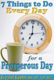 7 Things to Do Every Day for a Prosperous Day